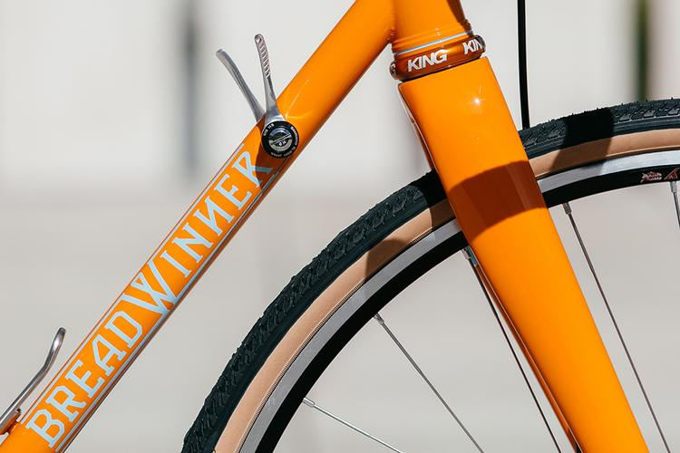 2014 NAHBS: Breadwinner's Throwback B Road Gravel Bike