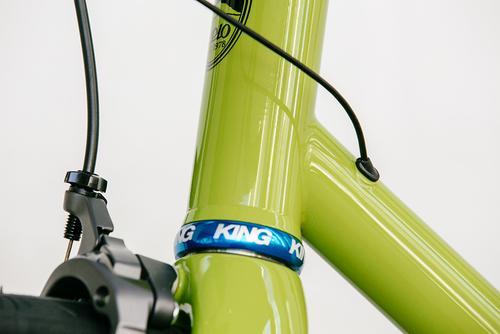 2014 NAHBS: Cielo's Ultegra Di2 Road Racer