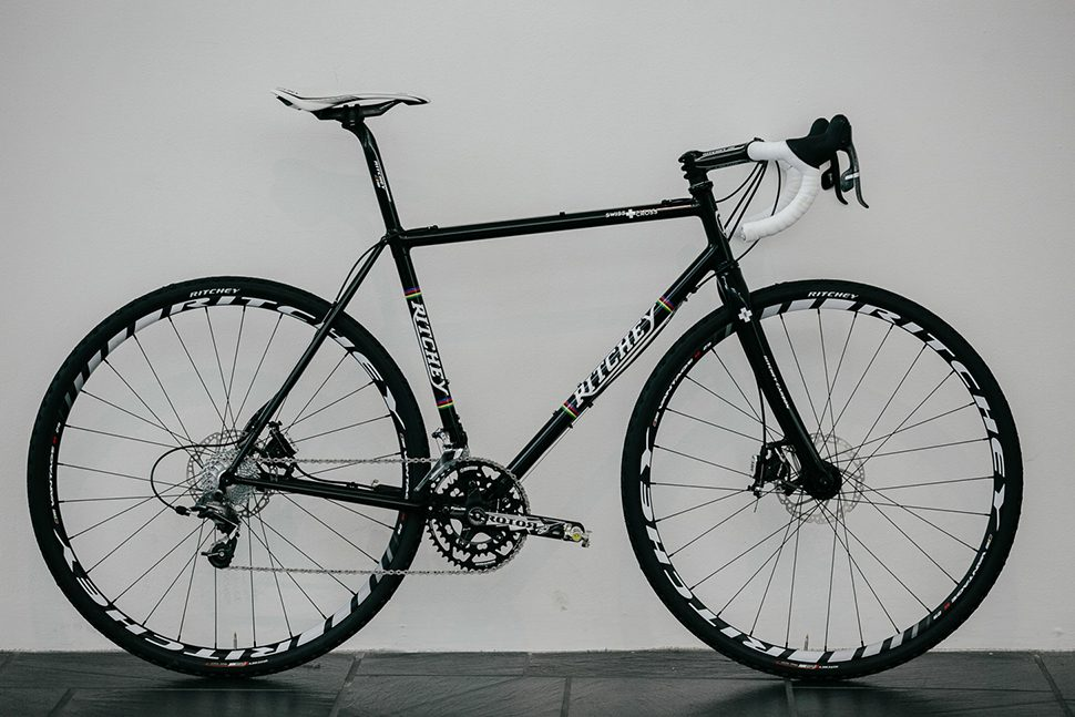 2014 Nahbs Ritchey S New Breakaway Carbon Road And Swiss Disc