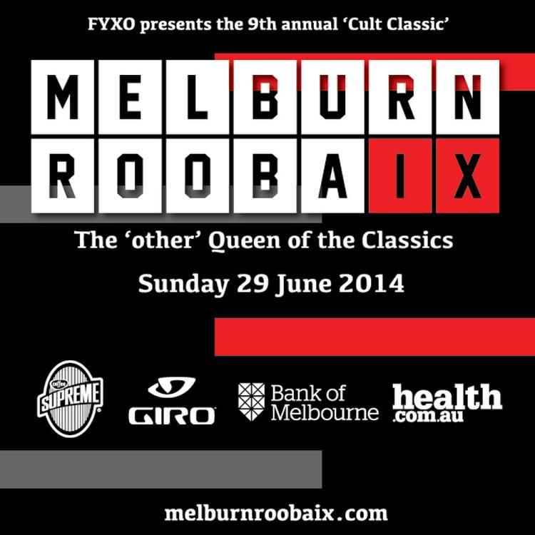 The 2014 Melburn Roobaix