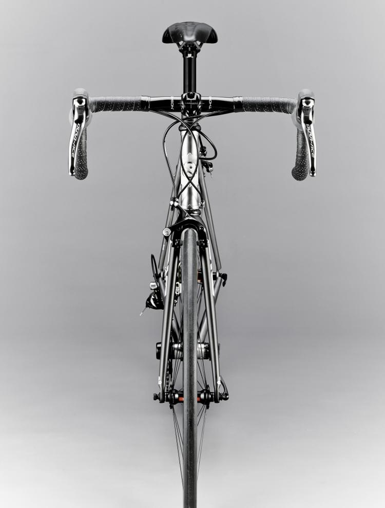 A-train Cycles: Stainless Road