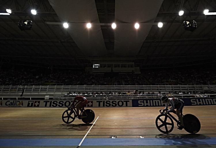 British Cycling: 2014 UCI Track Cycling World Championships