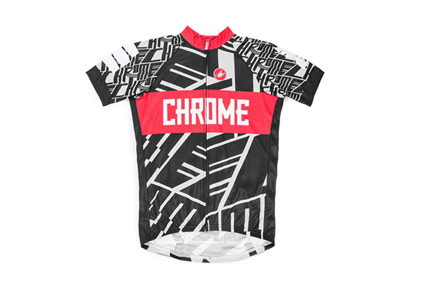 Chrome's Coveted Jersey Designed by Death Spray Custom