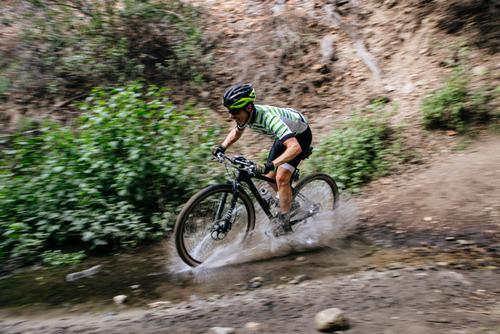 El Prieto splash!