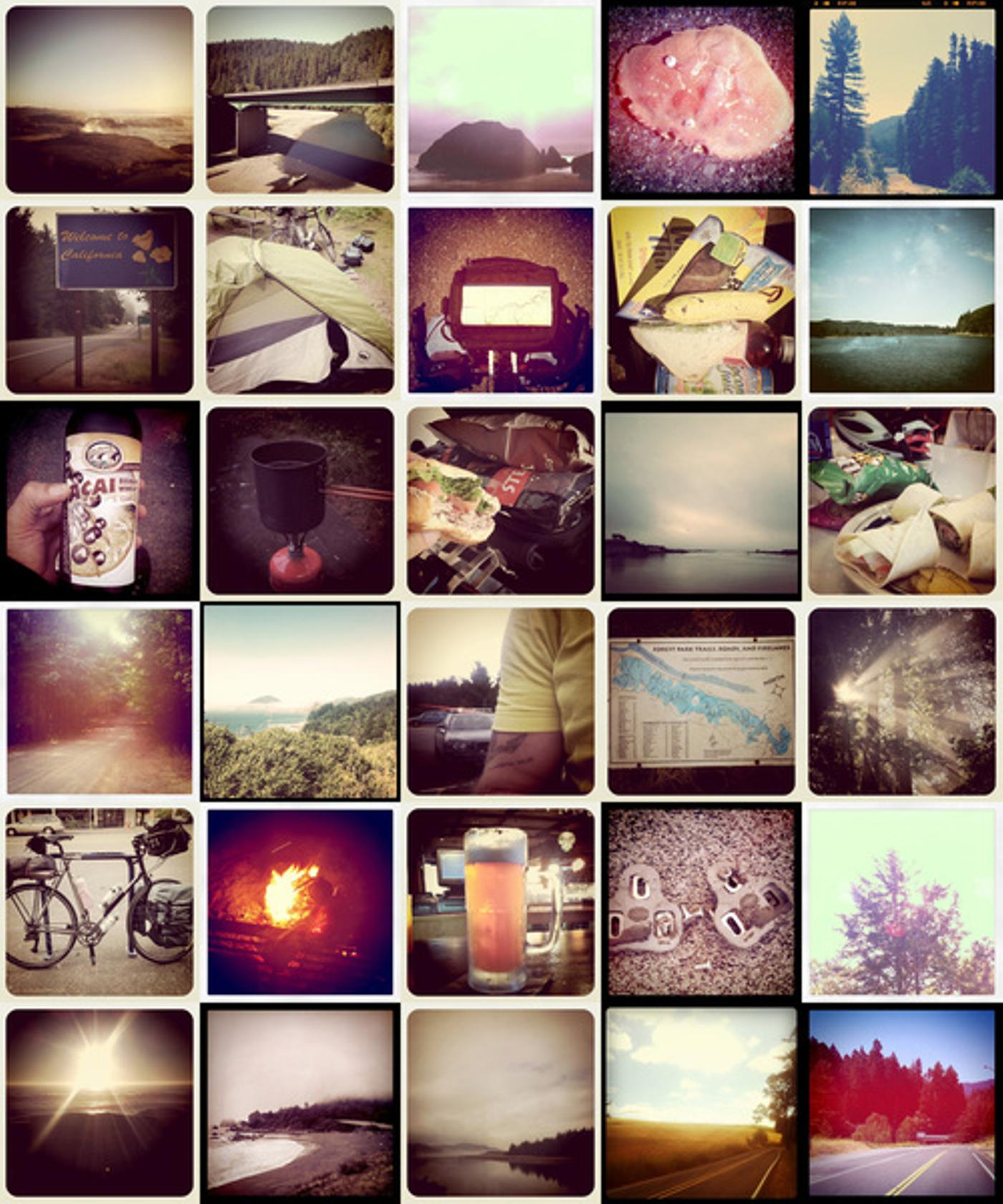 My Tour and Instagram