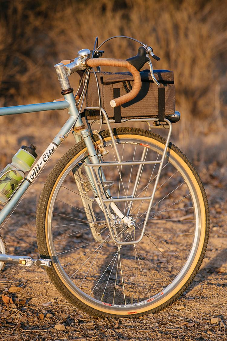 Kyle's All-City Space Horse Dirt Tourer
