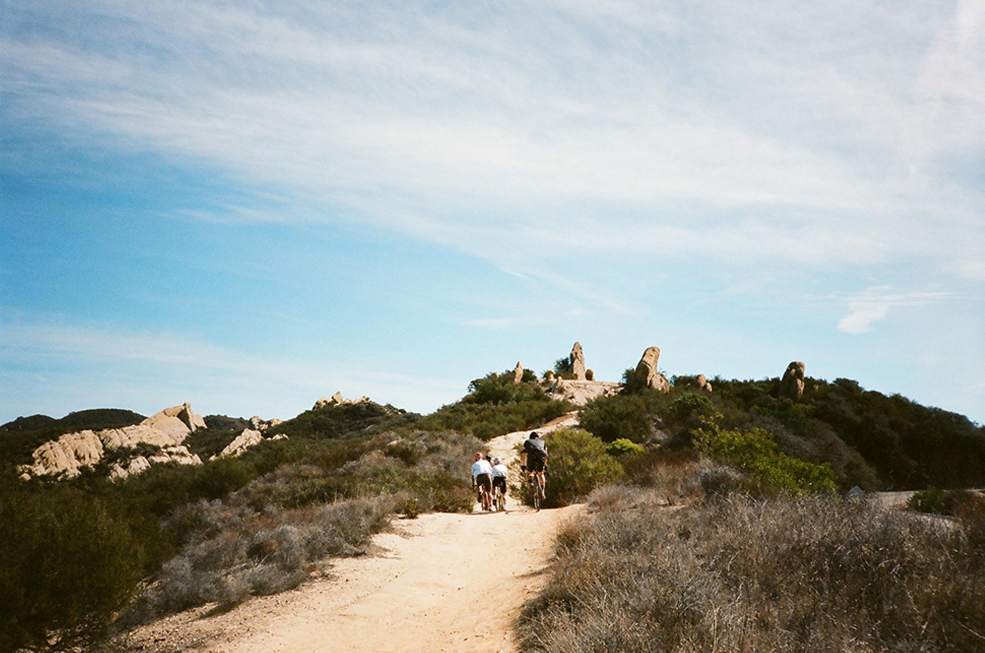 This climb was so amazing.