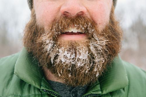 Snow Beard 01