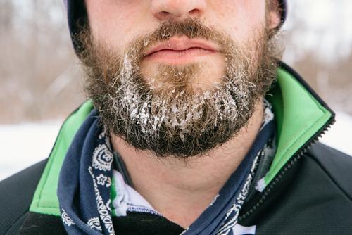 Snow Beard 02