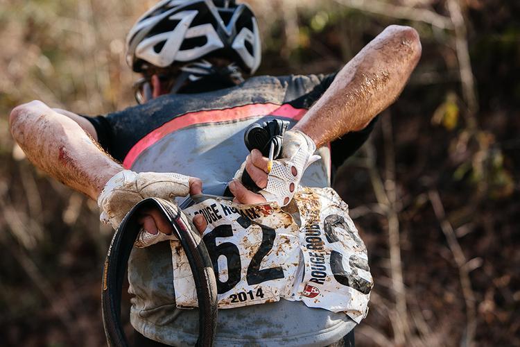 The 2014 Rouge Roubaix