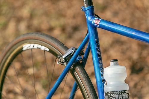 Beautiful Bicycle: Spencer's Landshark Road