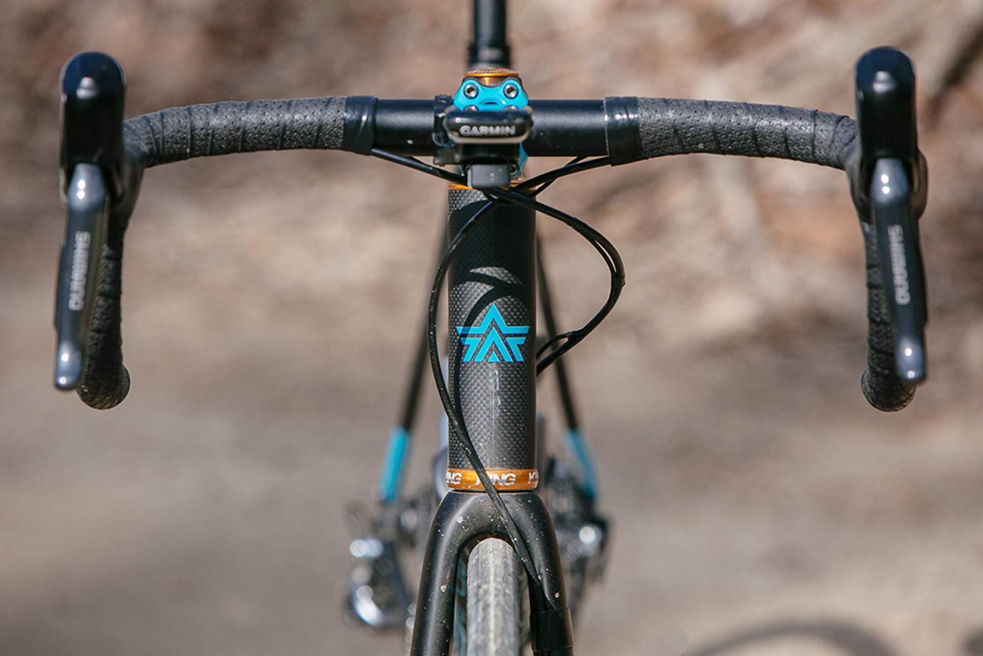 Beautiful Bicycle: Tim's Argonaut Disc Road