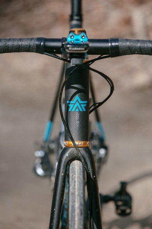 Beautiful Bicycle: Tim's Argonaut Disc Road