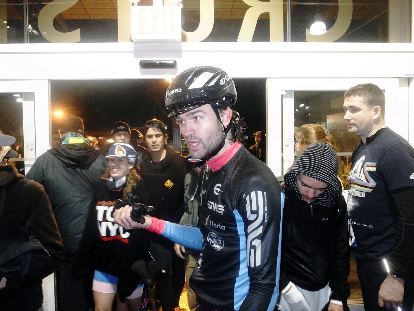 The 2014 Red Hook Crit by Dan Chabanov