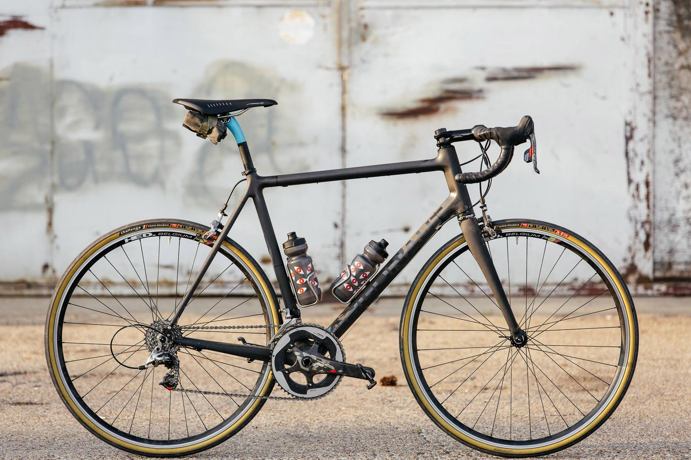 My Argonaut Cycles 2.0 Road with SRAM Red 22