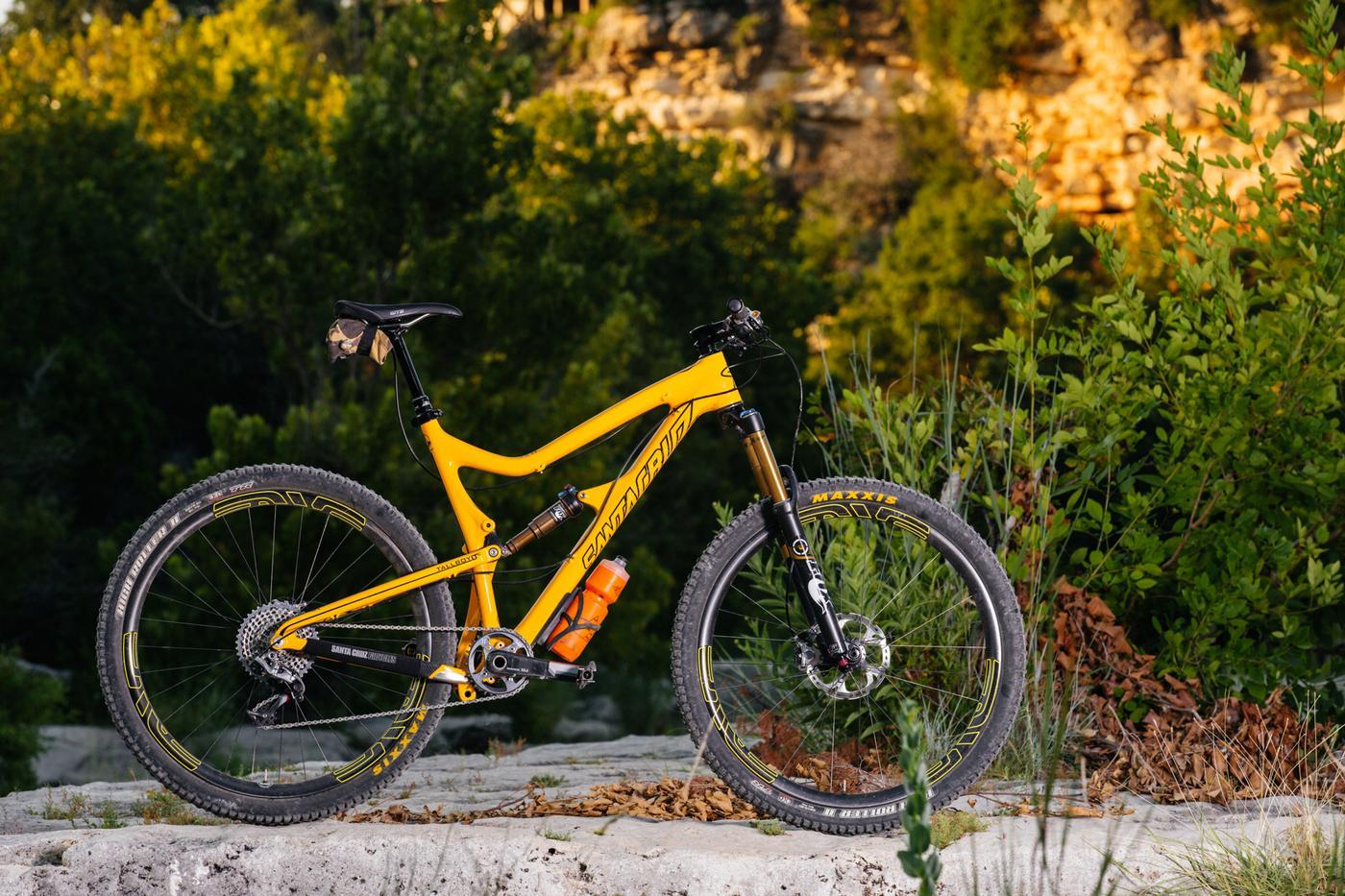 Seven Months with the Santa Cruz Tallboy LTC 29'r with SRAM XX1