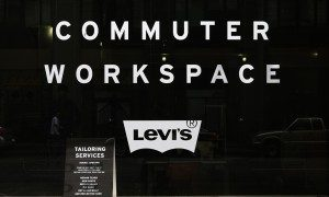 Levi's Commuter Workspace - Los Angeles