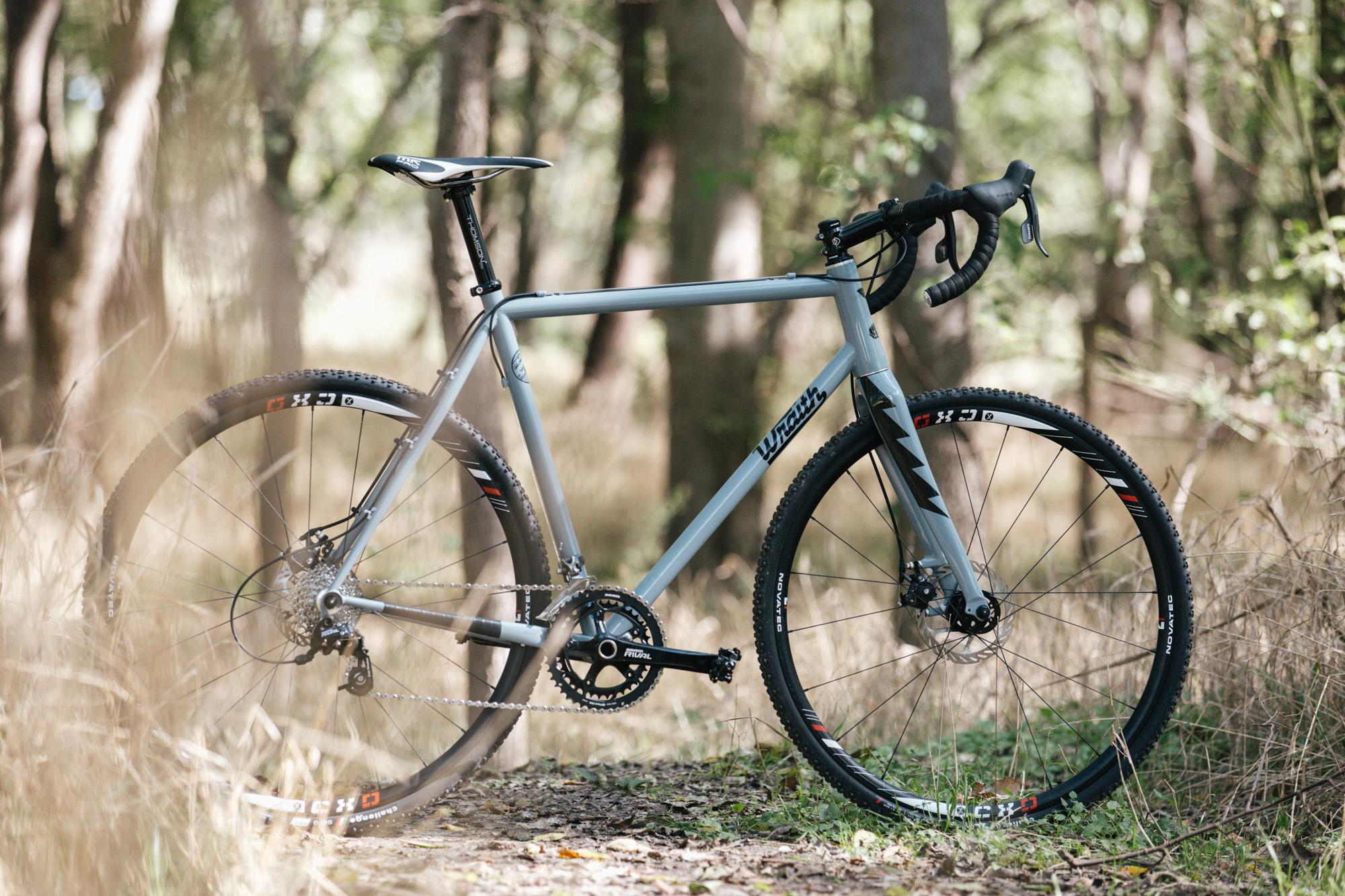 Wraith Fabrication Paycheck Disc CX Bike