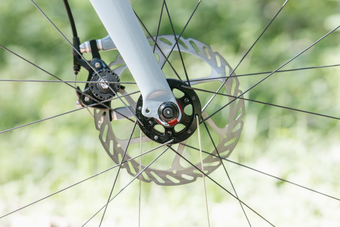 Wraith Fabrication Paycheck Disc CX Bike
