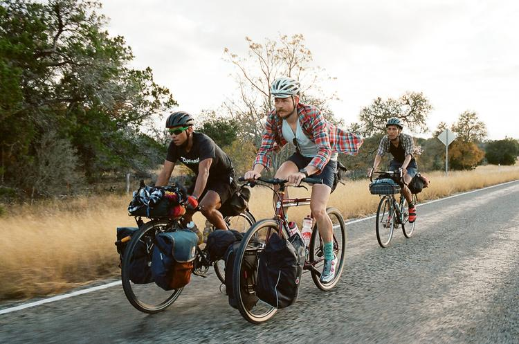 Archive Re-Up: Escaping Black Friday with Bicycle Camping, Bourbon, and Black Coffee