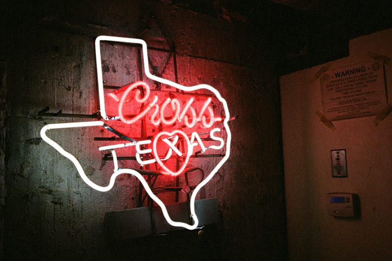 CROSS-TEXAS