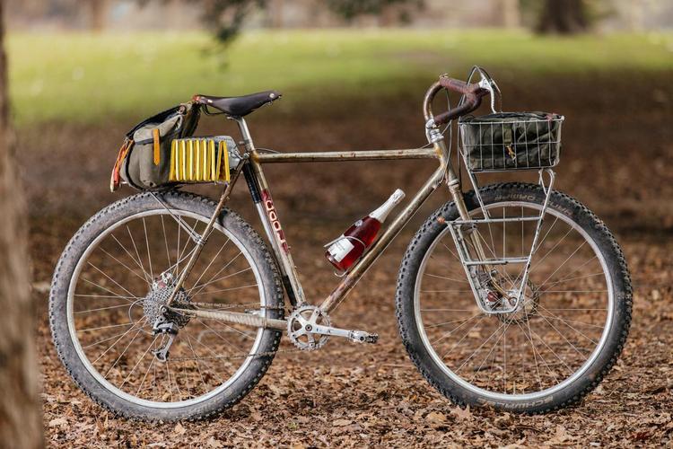 Benedict's Romantical Clockwork Bikes Dirt Droop 29'r