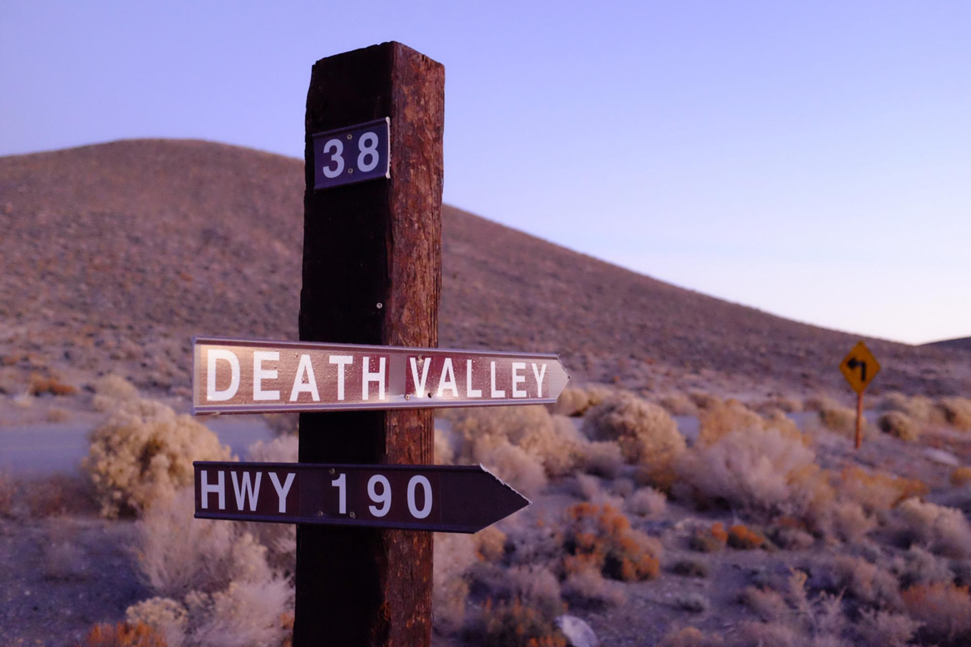 Death in the Valley - Team AWOL