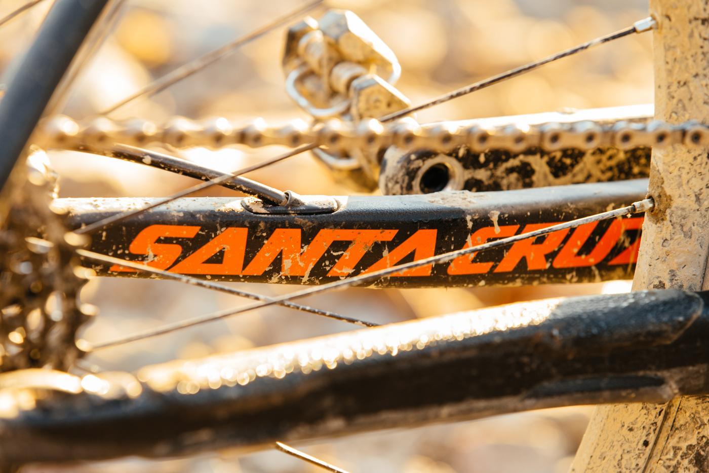 Santa Cruz Highball 29r Hardtail XC MTB