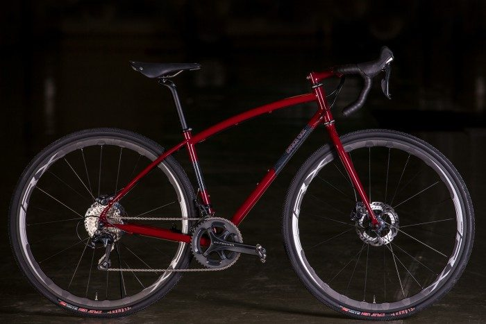 2015 NAHBS: Black Cat Disc All-Road