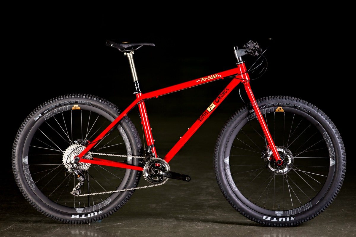 2015 NAHBS: Fat Chance Yo Eddy! Rigid 27.5 MTB