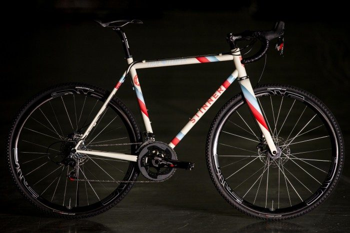 2015 NAHBS: Hank's Stinner Frameworks Disc Cross