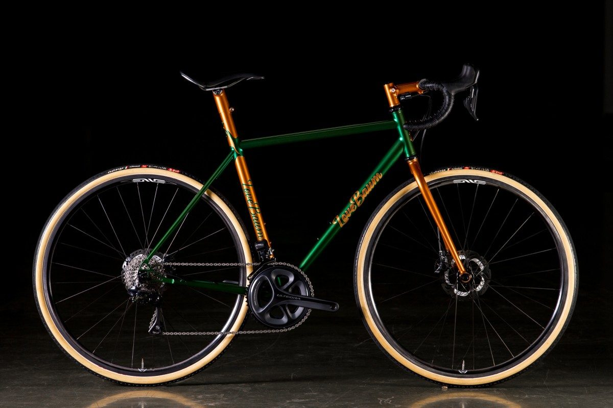 2015 NAHBS: Love Baum All-Road Bike