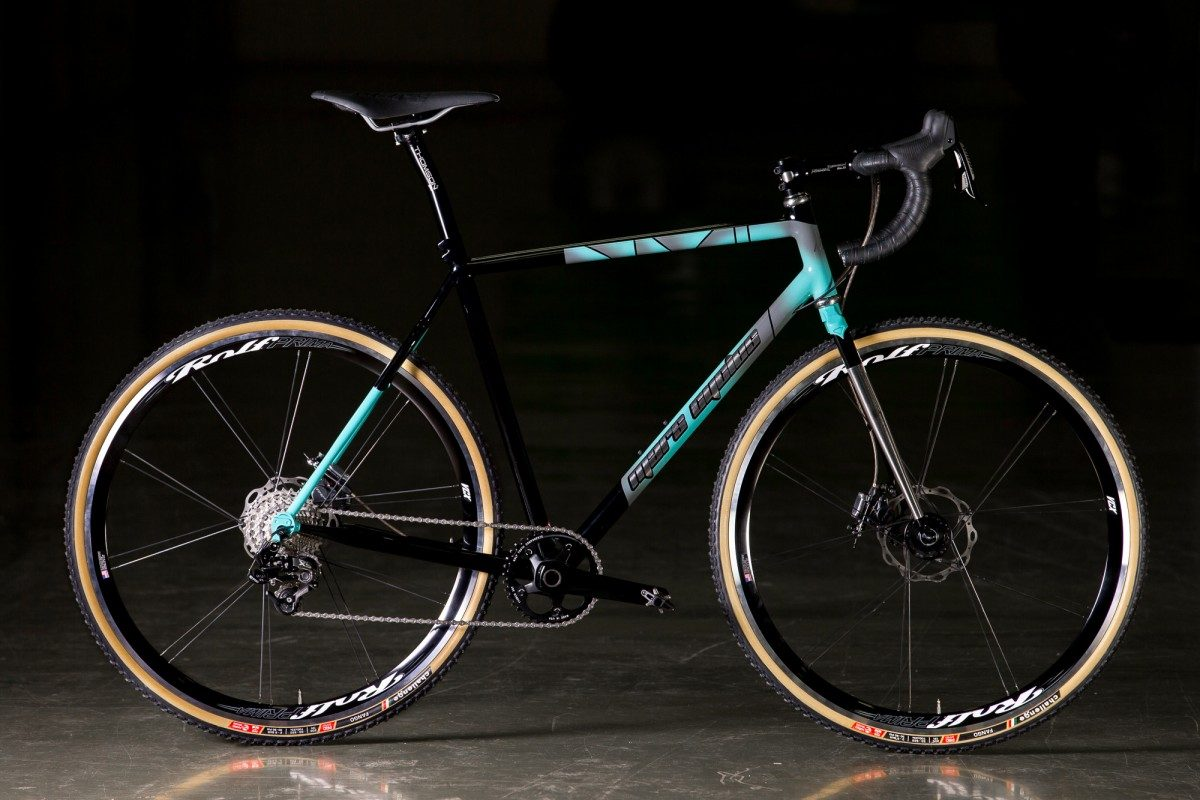 2015 NAHBS: Mars Cycle 'Cross