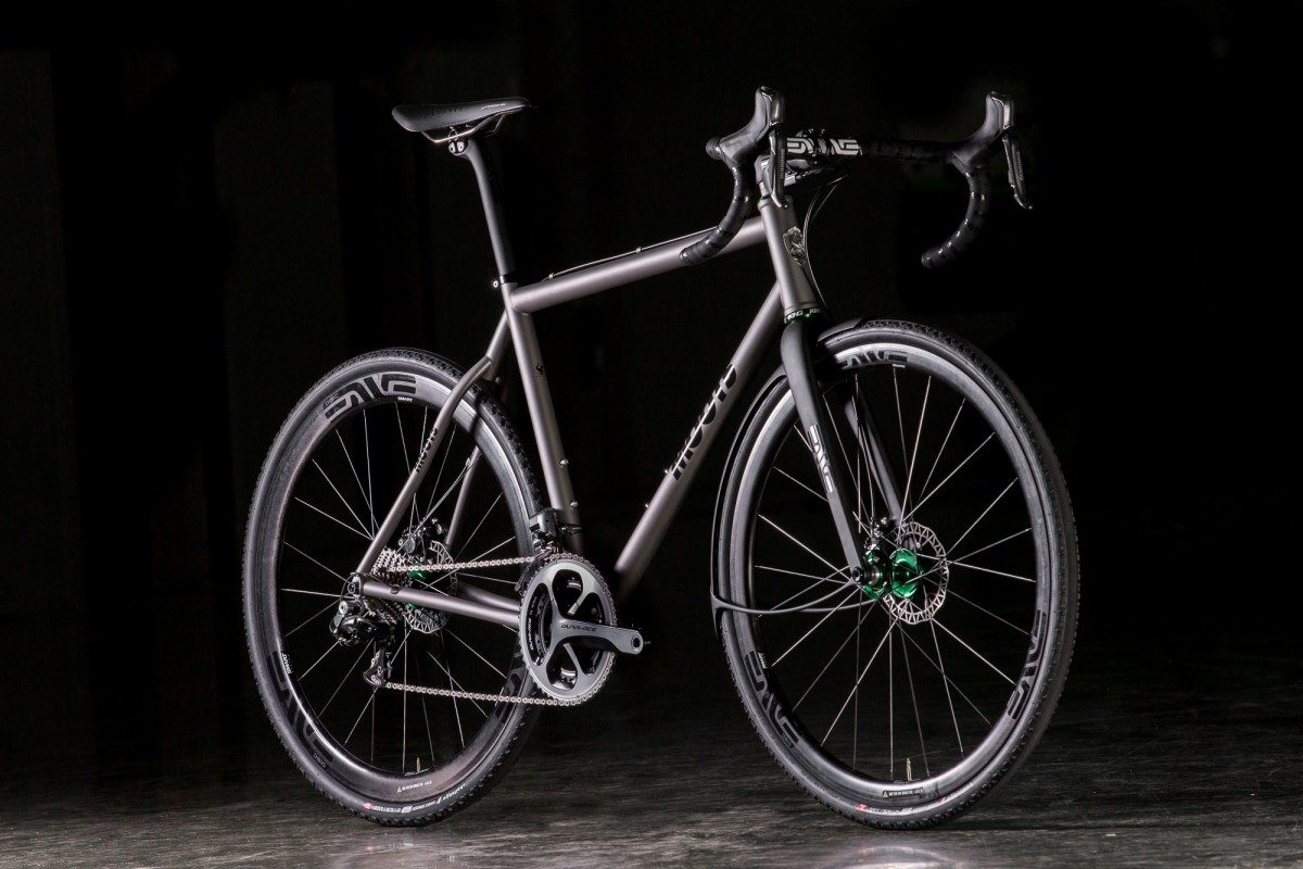2015 NAHBS: Moots Custom Design All-Road
