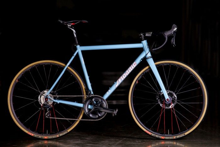 2015 NAHBS: Mosaic GS1 All-Road Bike