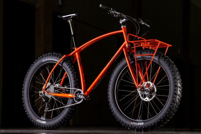 2015 NAHBS: Retrotec Napa Valley Fatbike
