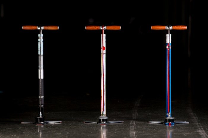 2015 NAHBS: Silca's Custom Paint Series Pumps