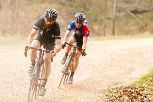 The 2015 Rouge Roubaix
