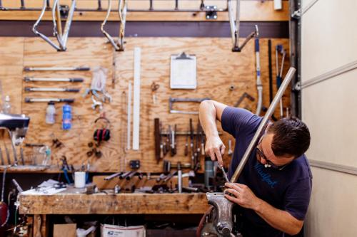 Inside the Vanilla Workshop