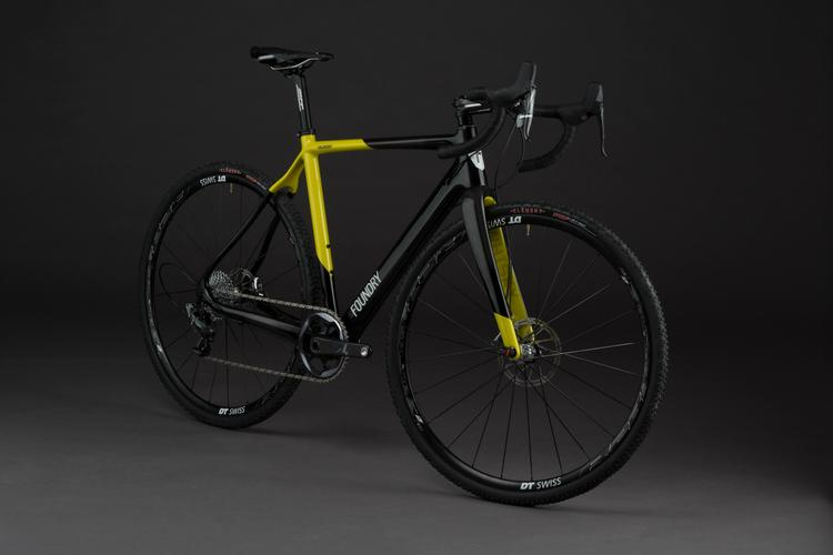 Foundry Cycles Introduce Camrock and Valmont 'Cross Bikes