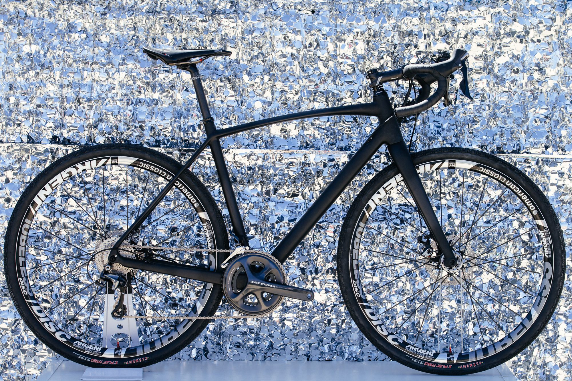 Raleigh's Roker Carbon All Road Disc Bike