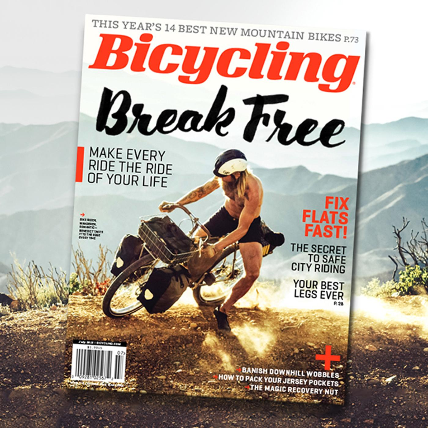 Bicycling Magazine Has Been Paying Attention