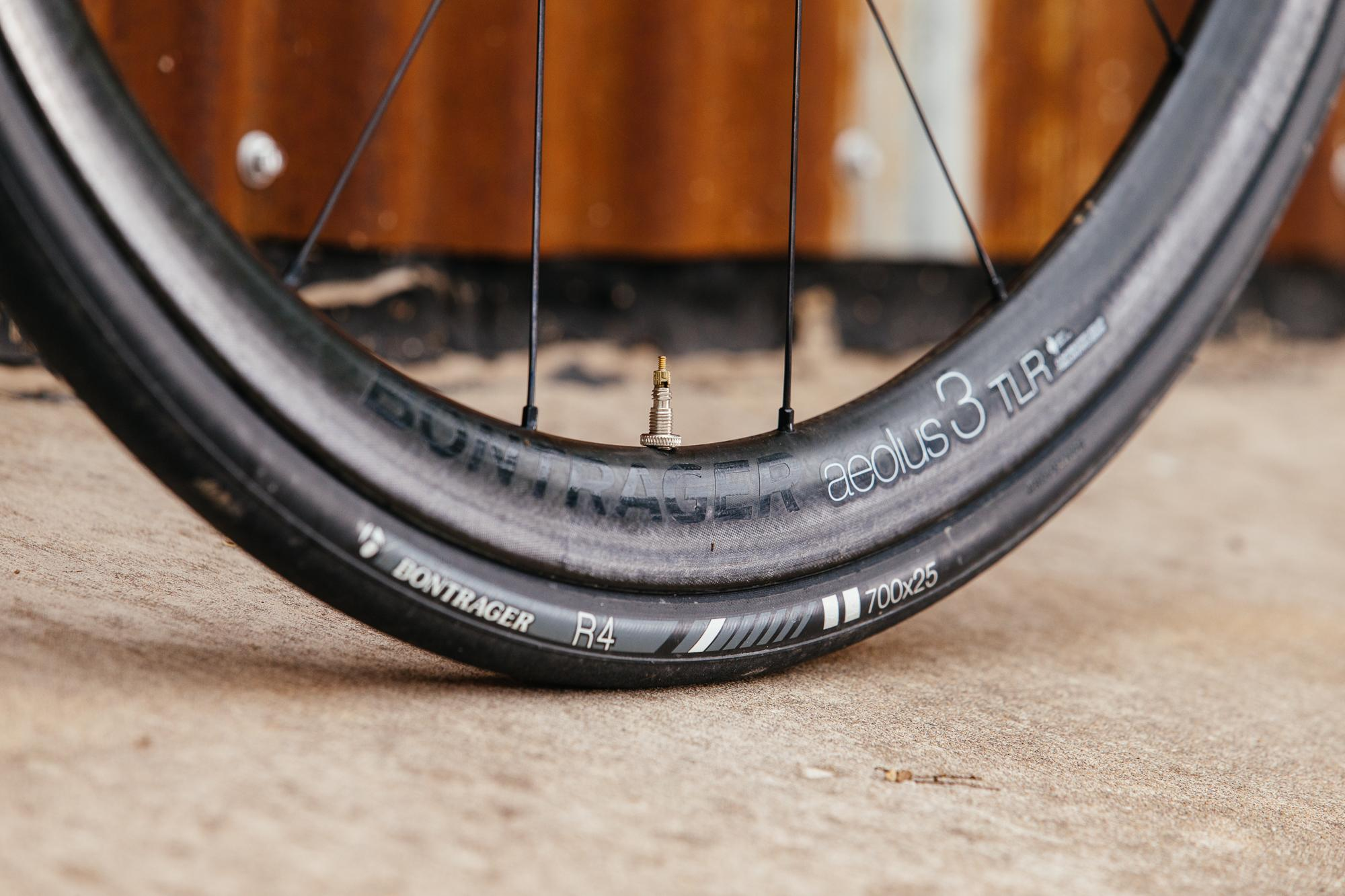 Initial Reaction: Bontrager Aeolus 3 TLR Carbon Clincher Wheels