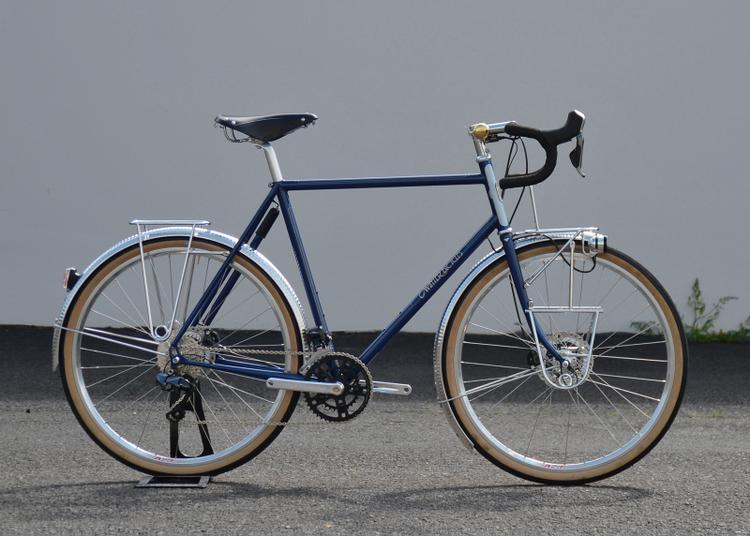 Winter Bicycle's New Peregrinator Rando Rambo Bike