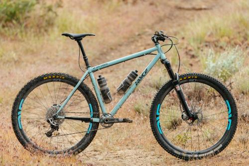 My Rosko Agave Slapper Hardtail Mountain Bike v2.0