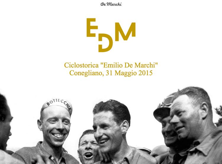 I'm in Italy for the Emilio De Marchi