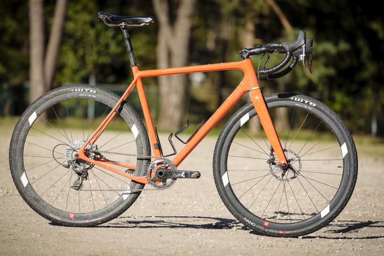 Open Cycles Know's What's U.P. with their Cyclocross GravelPlus Machine