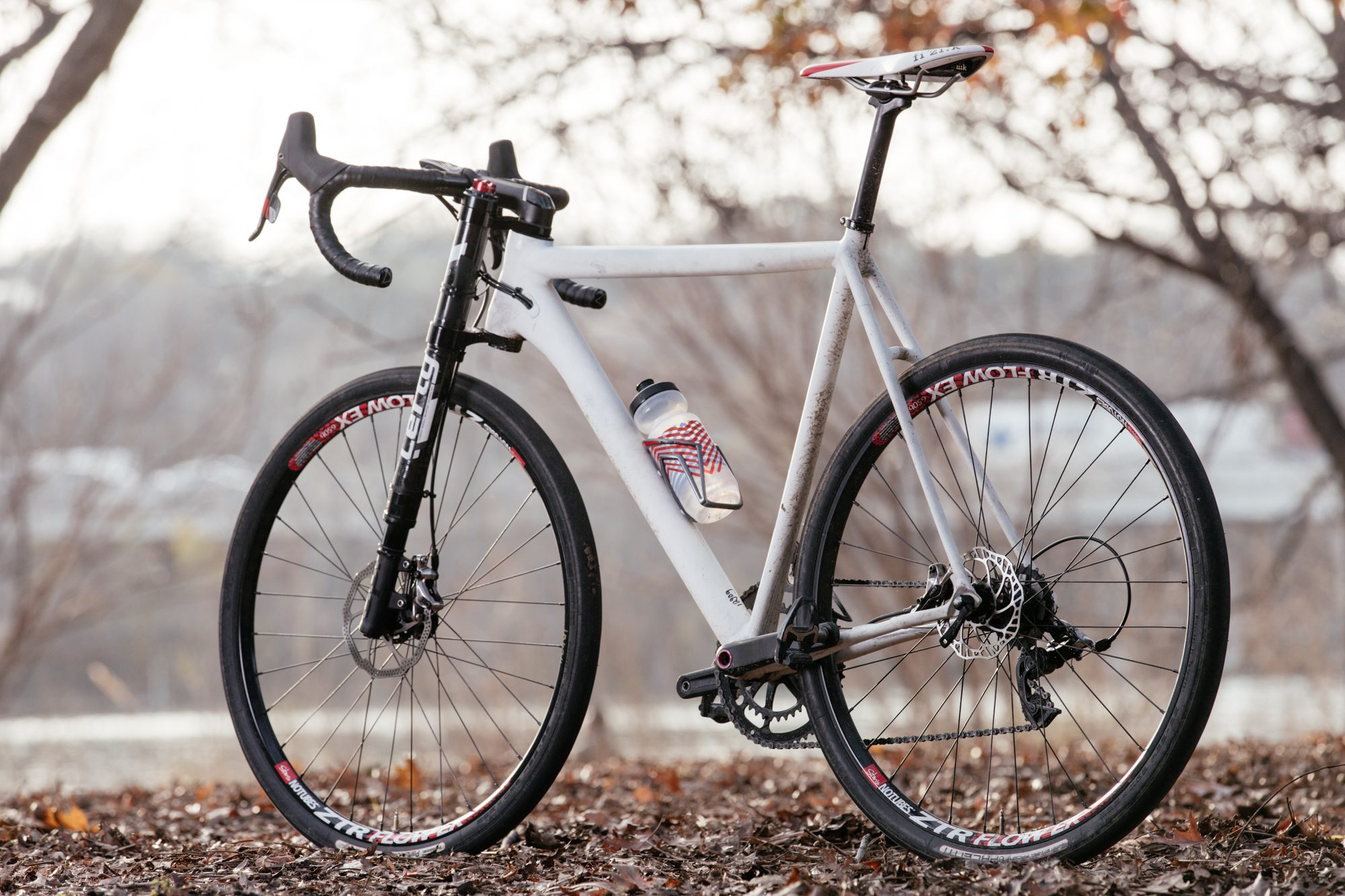 A Quick Ride On Cannondale S New Slate All Road Suspension