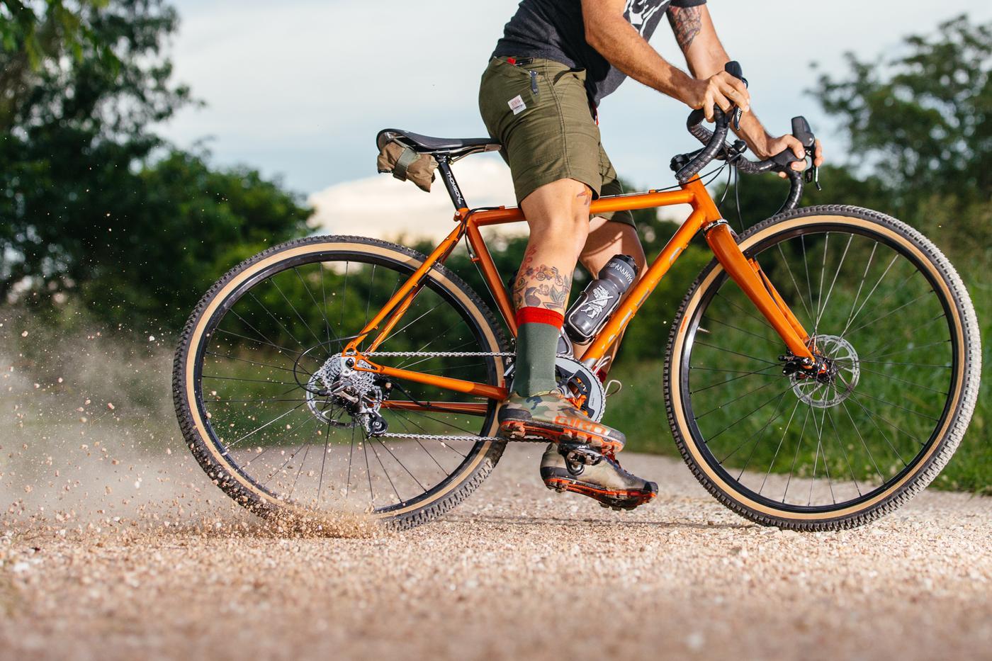 Get Sick New Bike Day