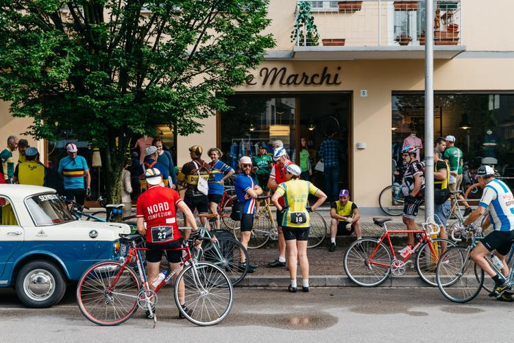 A Weekend with De Marchi: Italy's Cycling Apparel Heritage